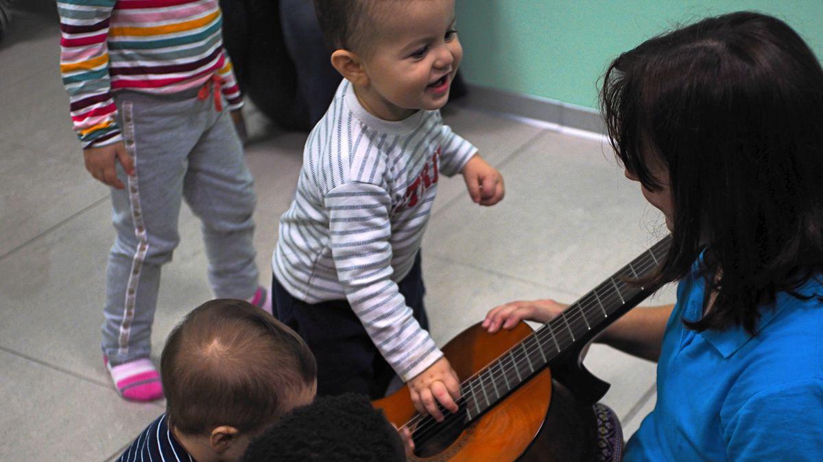 Hoplalay, il laboratorio Musicantis che insegna l'amore per la musica