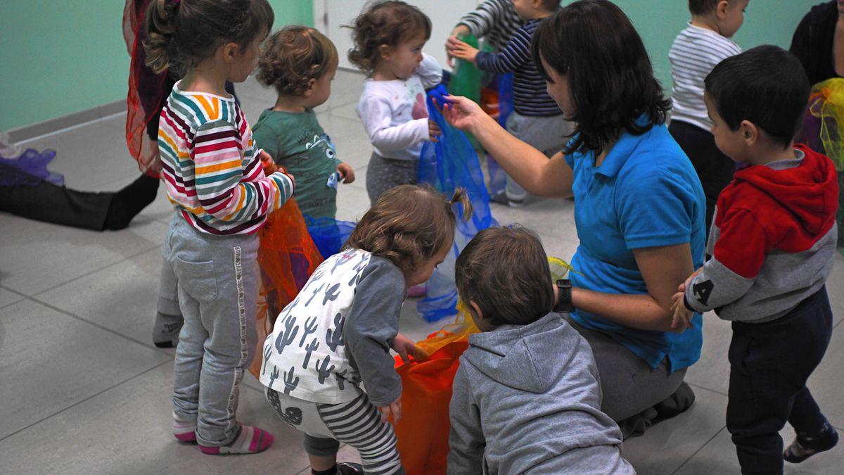 Musicantis, bambini che cooperano tra loro